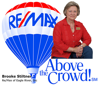 Alaska homes for Sale Brooke Stiltner, RE/Max of Eagle River