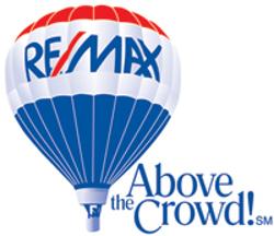 RE/Max Logo for Alaska Homes for Sale by Brooke Stiltner