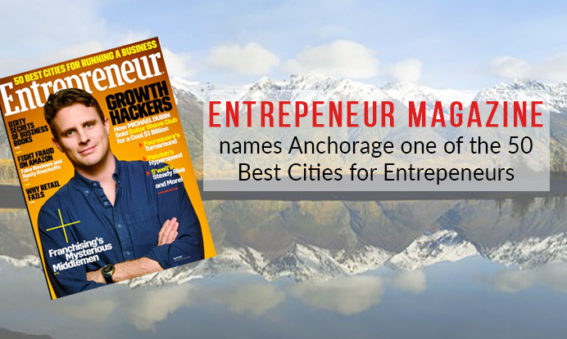 Eagle River - Mat-Su Valley - Anchorage area named Best Cities to live and work