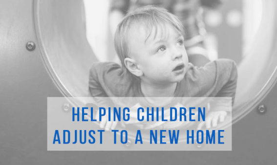 Helping Children Adjust to Moving to a New Home