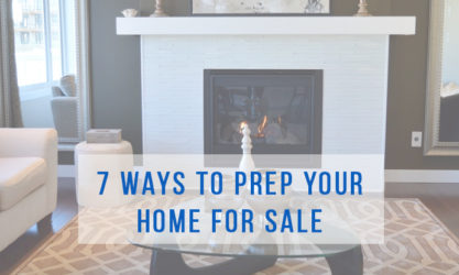 Prep your home for sale - tips the pros rely on