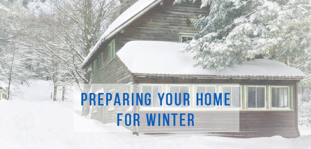 Prep your home for winter in Alaska | Winter in Alaska | Tips from Brooke Stiltner, Alaska real estate agents